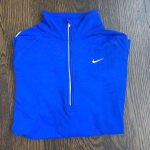 Nike Dry Fit Half Zip-Up